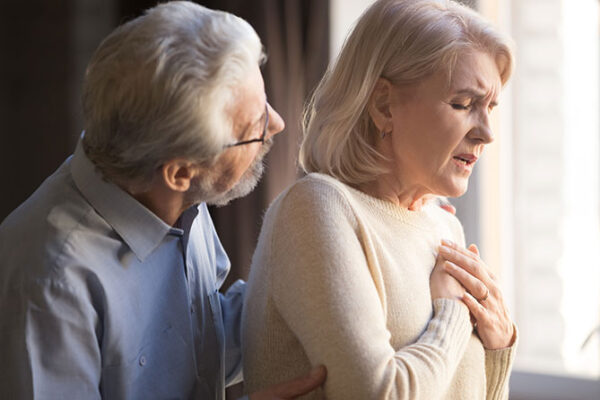 Pogosto zadnja stopnja napredovanja bolezni srca in ožilja