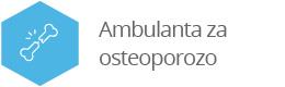 Ambulanta za osteoporozo